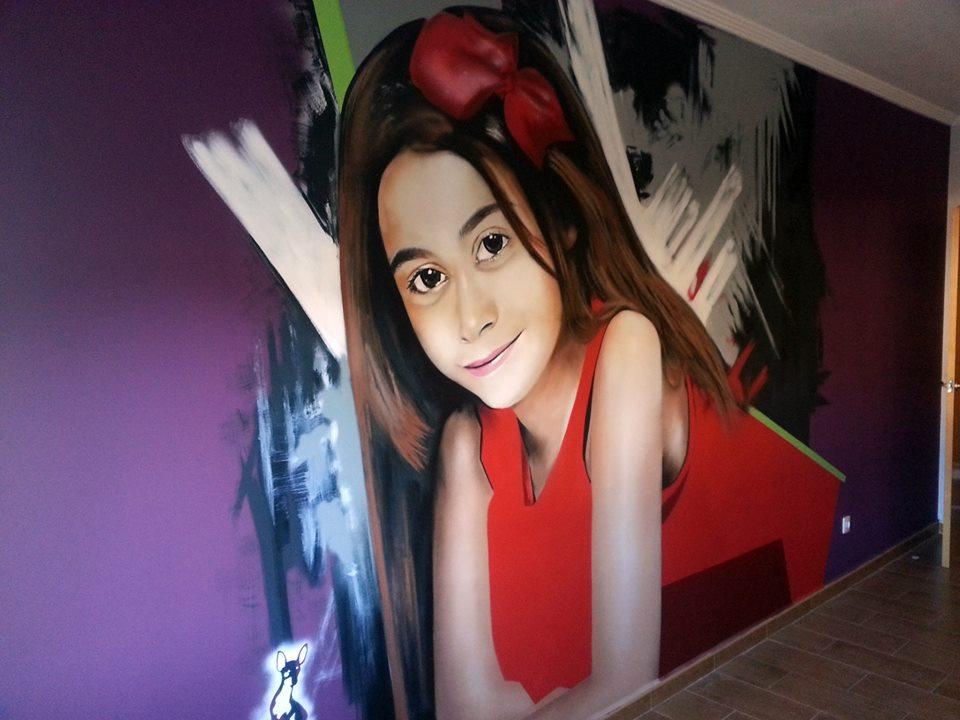 Mural interior