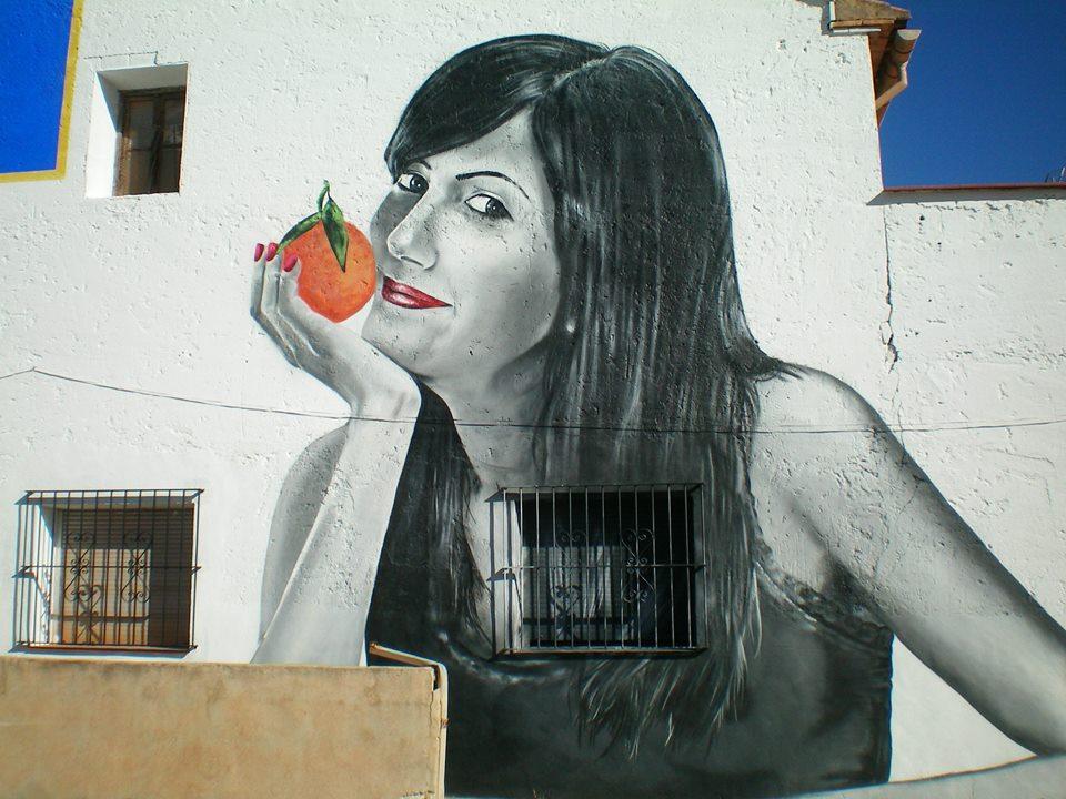 Muro promocional