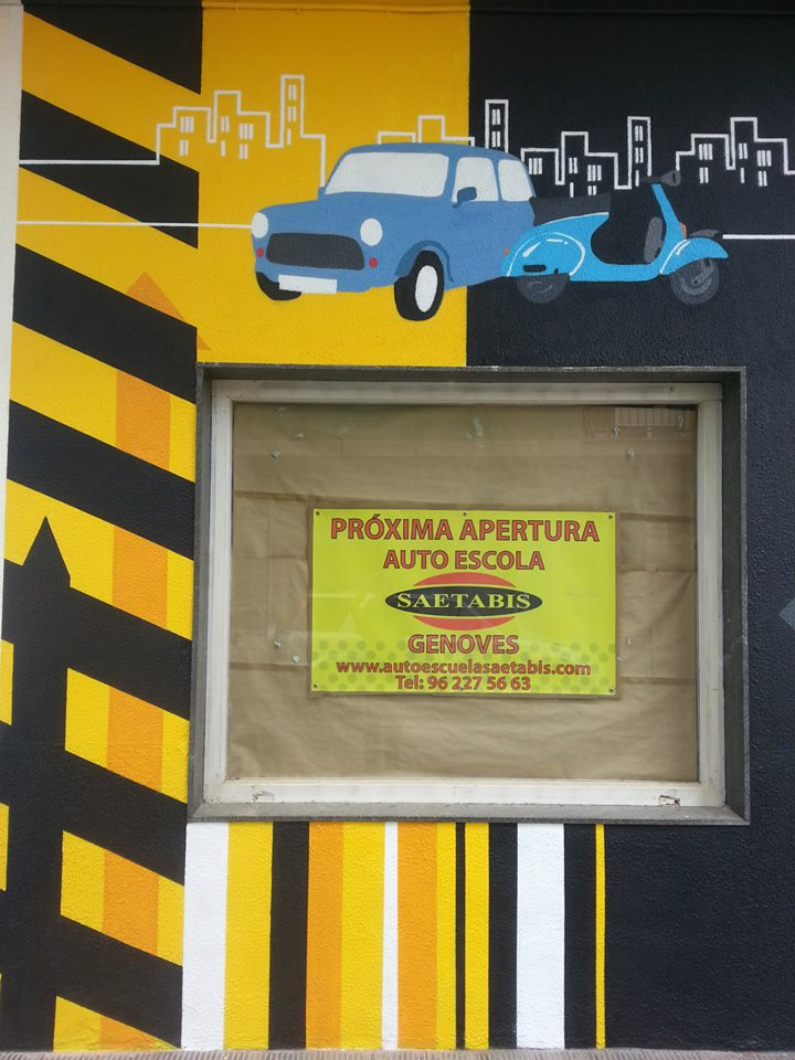 Autoescuela.