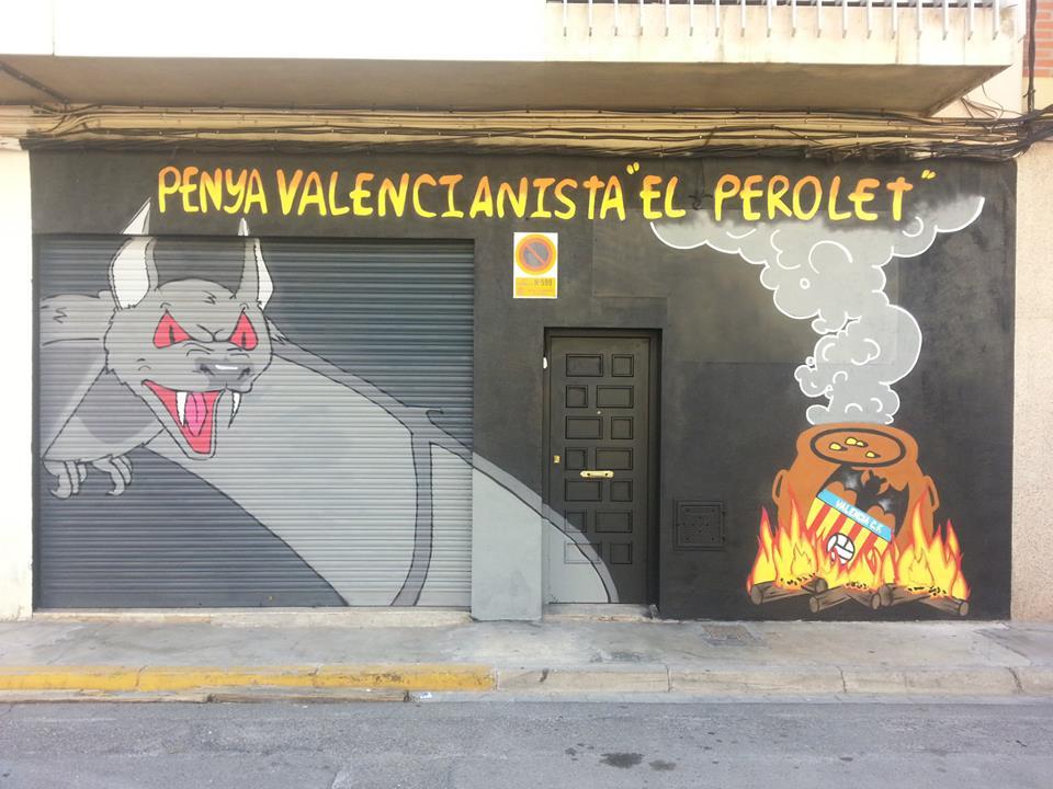 "Penya Valencianista ""El Perolet"""