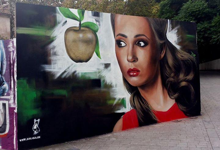 Atenea y las manzanas de oro.
