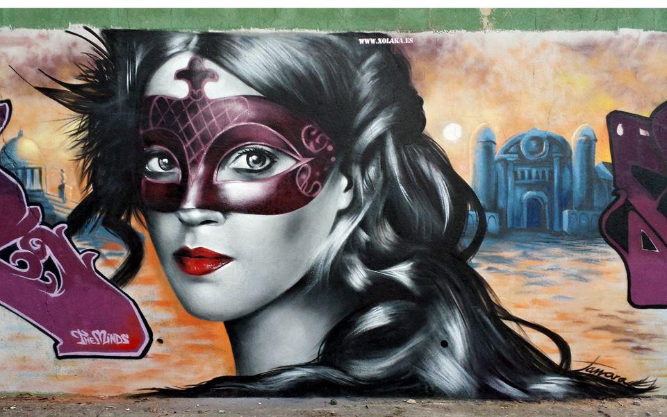 Venetian girl.