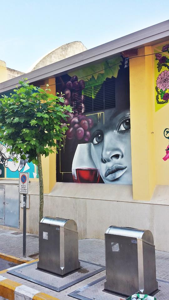 Graffitea 2016.