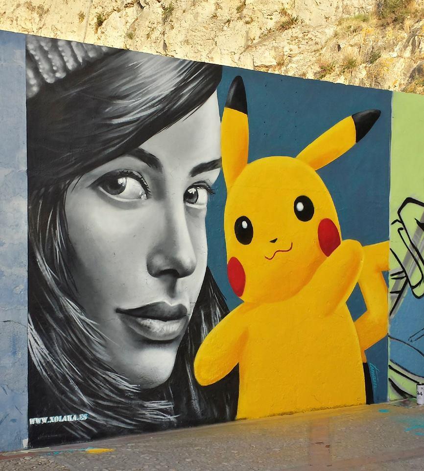 He visto a Pikachu